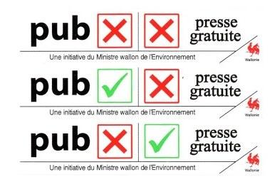 Réduction des déchets : des pubs en moins dans votre boîte aux lettres