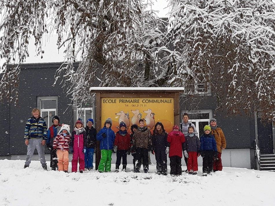 Champs plaisir neige 2